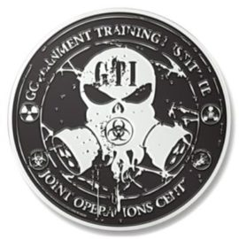 GTI Challenge Coin