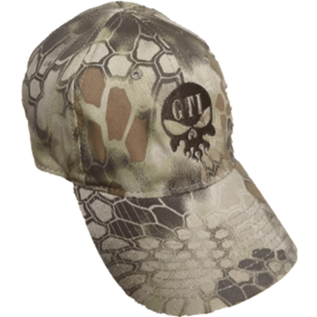 Kryptek GTI Skull Hat Highlander - Coyote