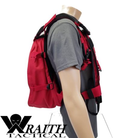 Wraith Tactical CARR Pack Red RS
