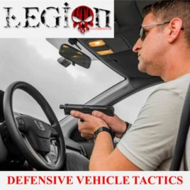 Defensive Vehicle Tactics Course