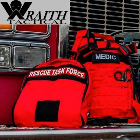 Wraith Tactical CARR Pack Gen 2 Red 2