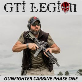 Gunfighter Training Carbine Phase 1 <br>August 1st, 2020
