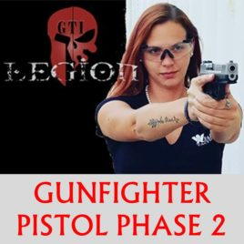Gunfighter Pistol Phase 2