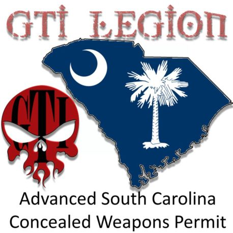 Advanced South Carolina Concealed Weapon Permit (CWP) Class