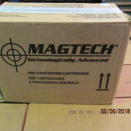 Magtech 40 Case Side