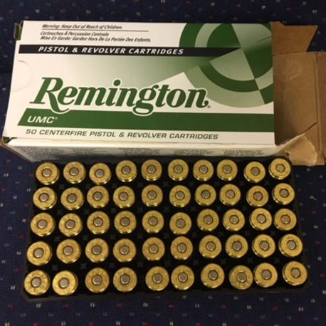 Remington UMC 40 Individual Box Round