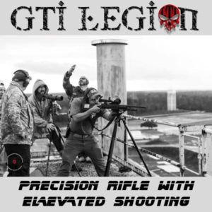 Precision Rifle With Elevated Shooting @ Government Training Institute