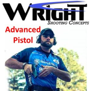 Brandon Wright's Advanced Pistol Skills @ Government Training Institute