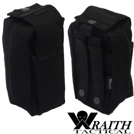 Wraith Tactical Spec Ops Small Medical Pouch Closed