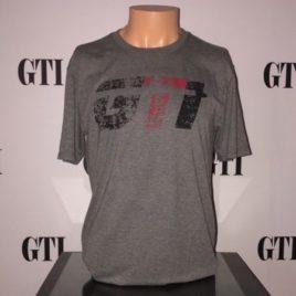 GTI Bullet Logo Triblend Grey