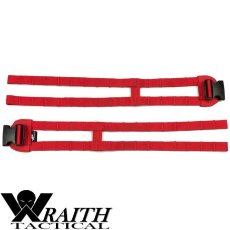 Wraith Tactical CARR Pack Cummerbund Red