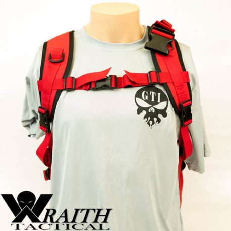 Wraith Tactical CARR Pack Red Front Not Deployed (2)