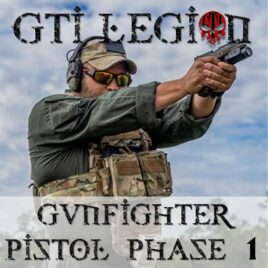 GTI Legion Gunfighter Pistol Phase 1