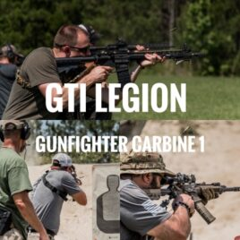 Gunfighter Carbine Phase 1