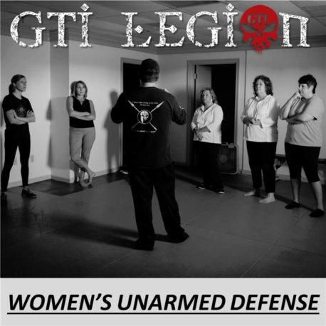 Women's Unarmed Defense