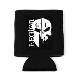 Koozie Black GTI Legion