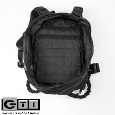 CARR Pack GEN 3 Black Deployed Rear