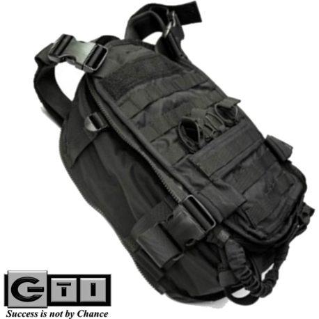 CARR Pack GEN 3 Black Deployed Side