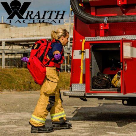 Wraith Tactical CARR Pack Gen 2+ Red Firetruck 1