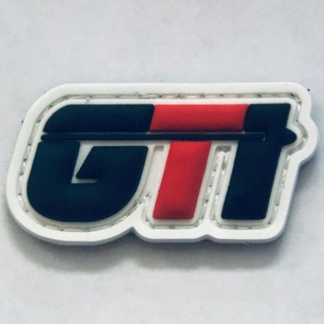 Patch GTI Corporate PVC Patch