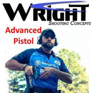 Brandon Wright's Advanced Pistol Skills @ Government Training Institute