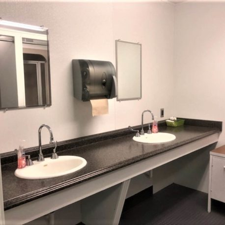 GTI Lodging Restroom Facilities