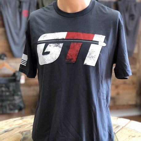 Charcoal-Gray-Shirt-GTI-Corp-Flag-Front