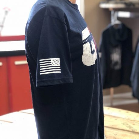Navy-Shirt-GTI-Corp-Flag-Side