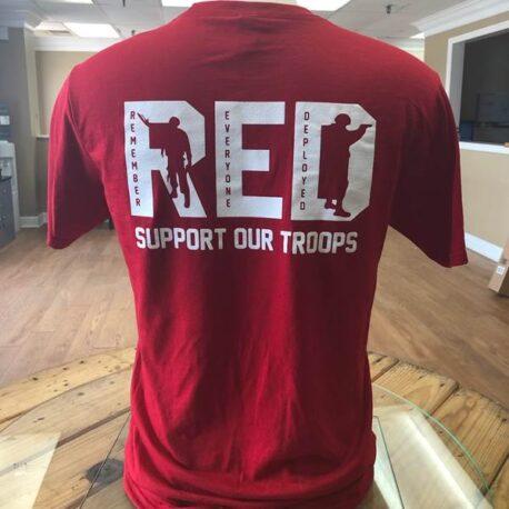 RED Remember Everyone Deployed