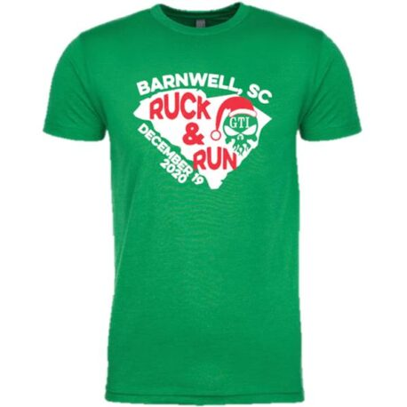 Barnwell Ruck And Run Shirt
